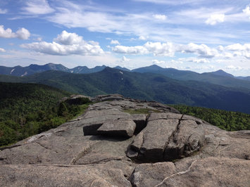 summit of Cascade by Flickr user Laurie Tewksbury CC