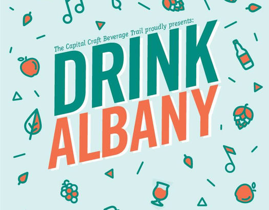 Drink Albany 2016 poster clip