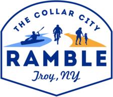 collar city ramble logo