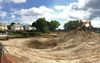 woodlawn storm water project pond construction