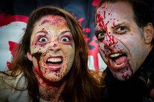 NY Special Olympics rUNDEAD zombies