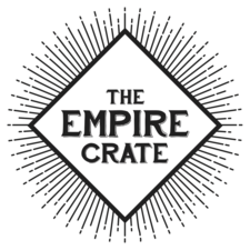 logo for The Empire Crate