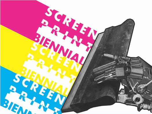 screenprint biennial 2016 logo
