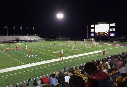 ualbany syracuse soccer game casey stadium 2016-10-04