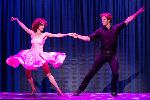 dirty dancing touring production