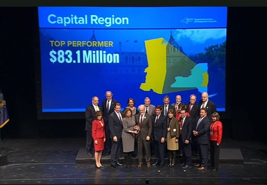 REDC awards announce 2016 Capital Region