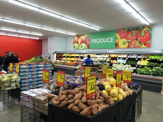 Save-A-Lot produce