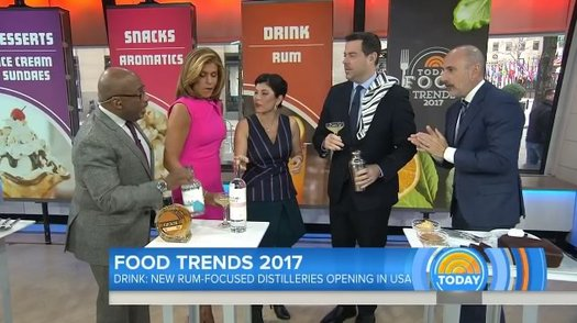 Albany Distilling Today Show