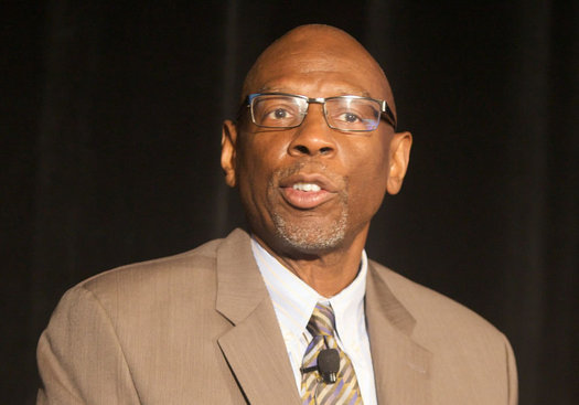 Harlen Children's Zone founder Geoffrey Canada