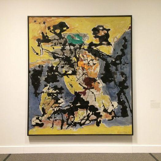Jackson_Pollock_Number_12