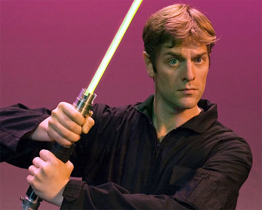 One Man Star Wars Charles Ross