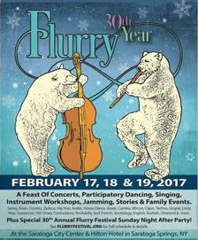 flurry festival poster 2017