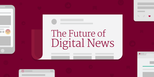 Outspoken future digital news