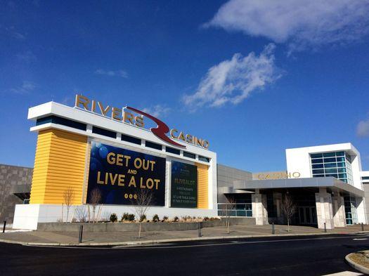 Rivers Casino Schenectady exterior