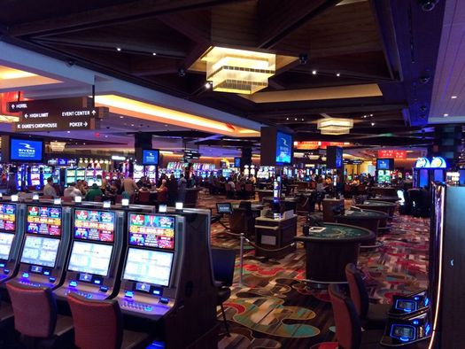 Rivers Casino casino floor