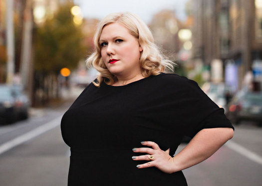 author Lindy West