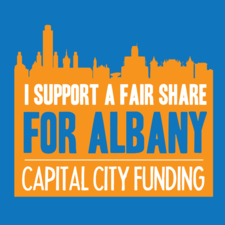 fair share for albany logo