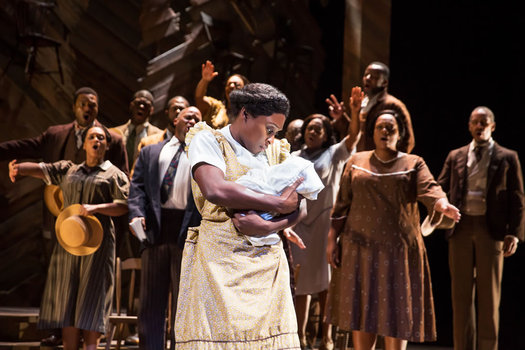 the musical The Color Purple