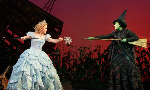 wicked glinda elphaba