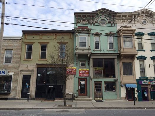 286-288 Lark Street storefronts 2017-March