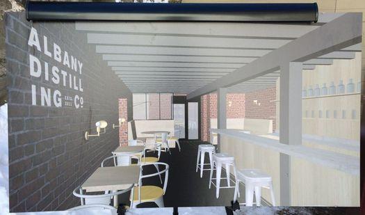 ADCo tasting room rendering