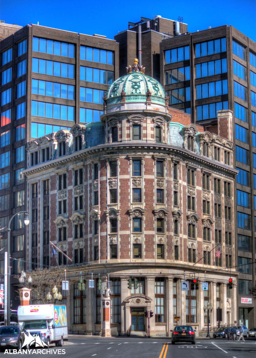 Albany Trust Building State and Broadway