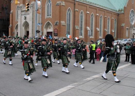 albany st patricks day parade 2014 v2