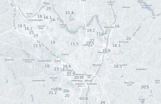 bilzzard 2017 snow total static map