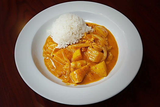 Emmanuel Thai masaman curry