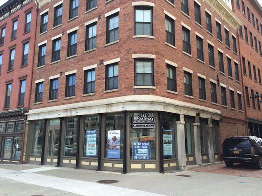 Fort Orange General Store Broadway pre exterior