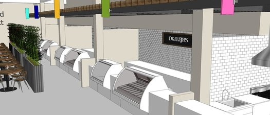 Good Market rendering interior 2