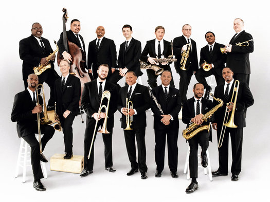 Jazz Lincoln Center Orchestra with Wynton_Marsalis