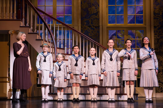 Sound of Music Proctors 2017
