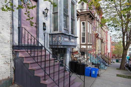 OpenHouse MansionRowHouse street row