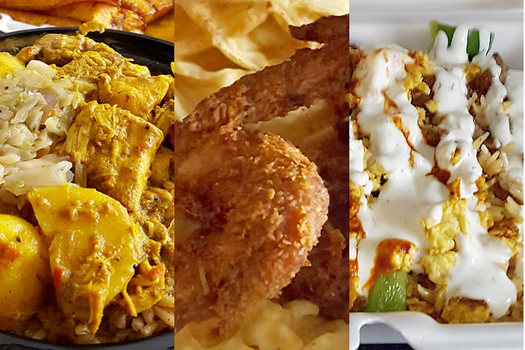 Troy Kitchen MKIslandHut GrandmaG HalalPalace composite