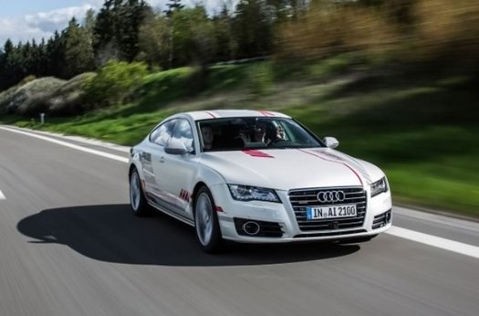 New York State Gives The Green Light to Audi Autonomous Car Testing