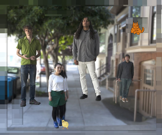 the band Deerhoof