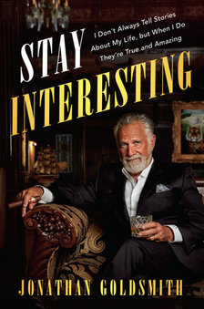 jonathan goldsmith stay interesting cover