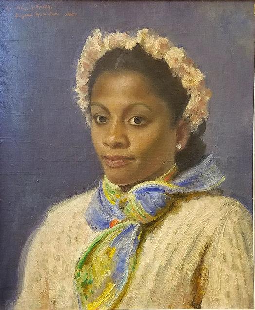 Portrait of Martha by Eugene Speicher