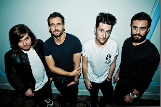 the band Bastille 2017