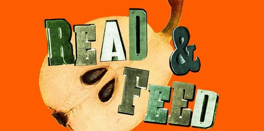 Basilica Hudson Read and Feed 2017 logo