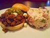 Chez Mike lamb sloppy joe