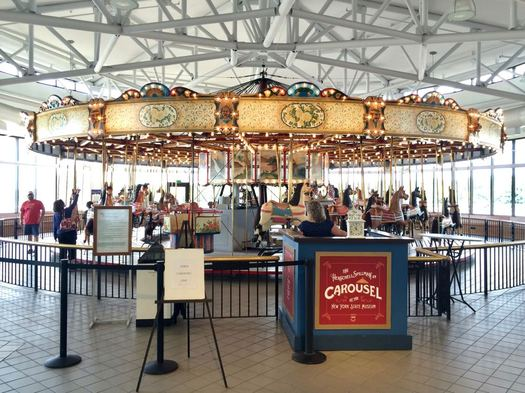 State Museum Carousel wide