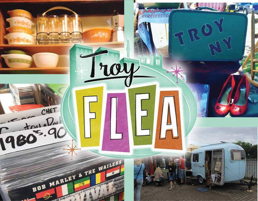 Troy Flea logo 2017