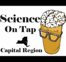science on tap logo