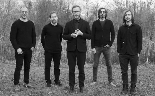 the band The National 2017