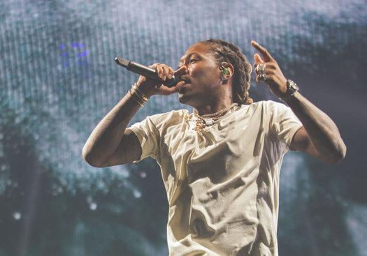 the rapper Future CC