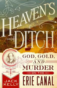 Heavens Ditch Erie Canal book cover