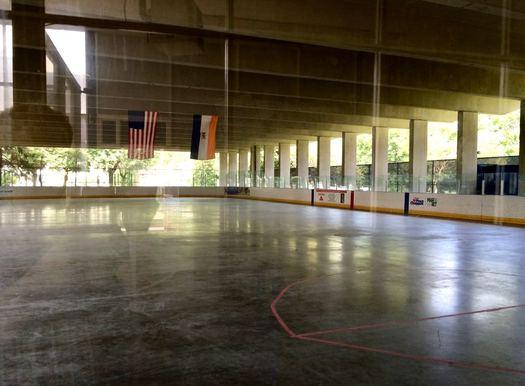 Swinburne Park skating rink summer