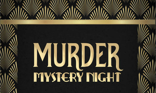 takk house murder mystery night poster clip